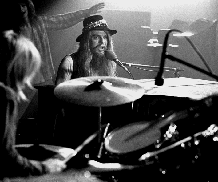 Leon Russell Tour Dates