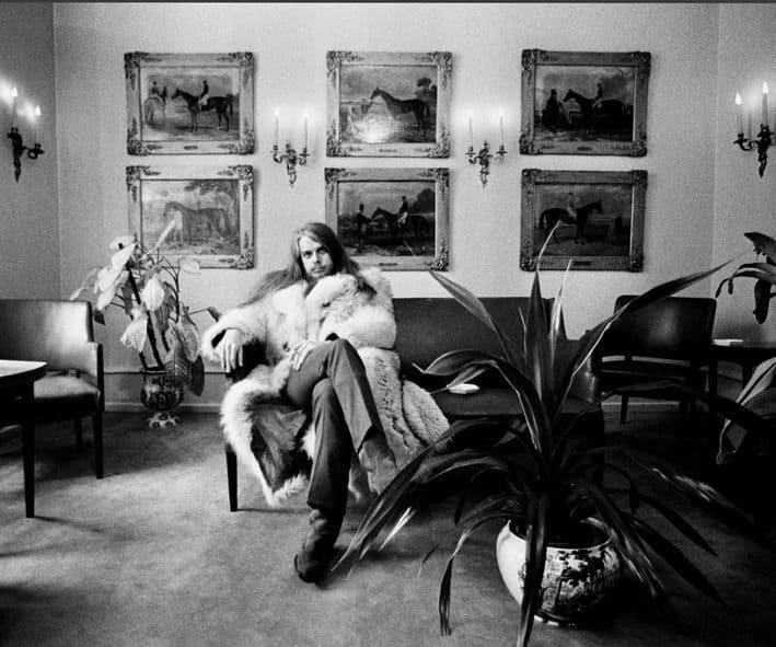 Leon Russell Copenhagen February 1971