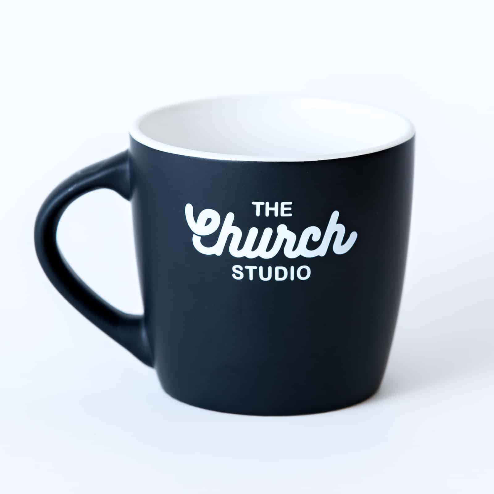 Ceramic Mug 10 Oz The Church Studio