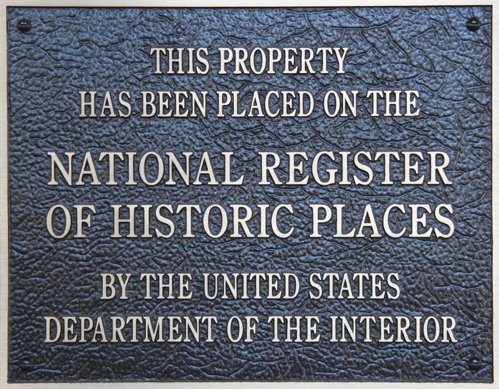 NRHP Monument