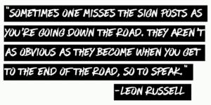 leon quote