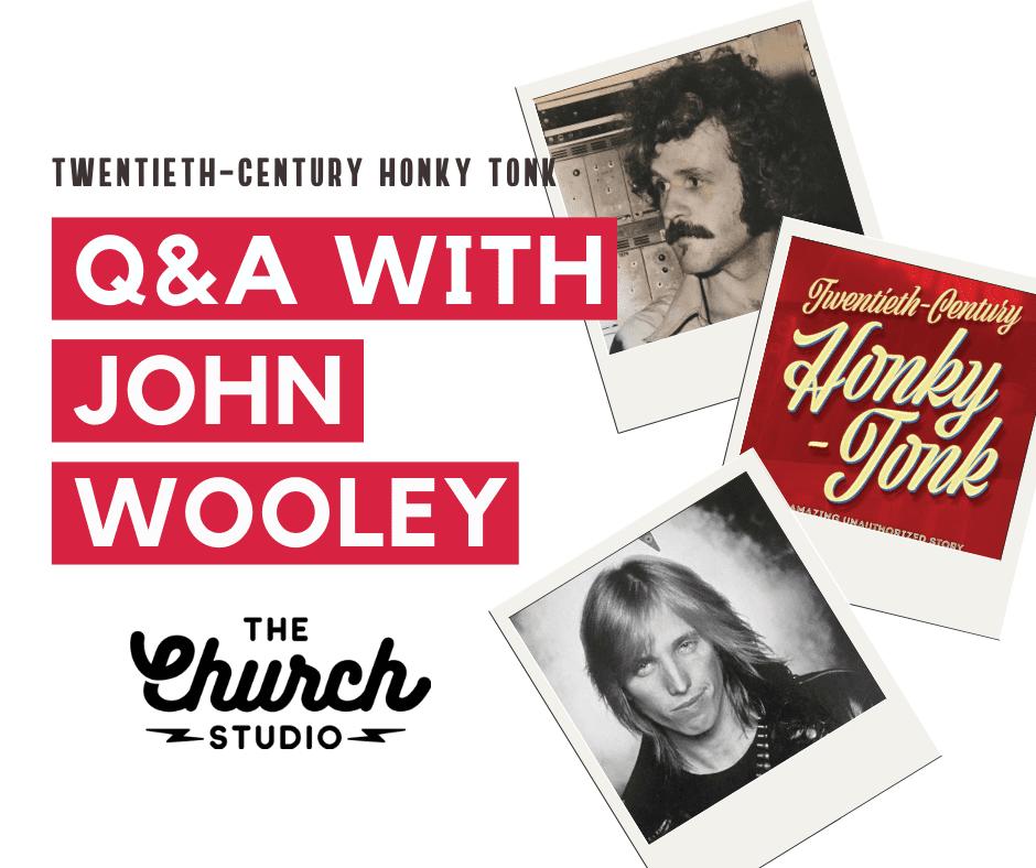 Twentieth-Century Honky Tonk Q&A with John Wooley (1)