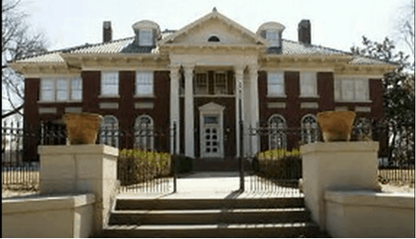 Aaronson Mansion